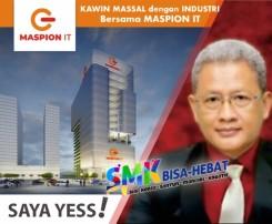 Kawain Massal SMK Maspion IT