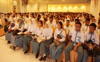 Layanan Orientasi Siswa SMKS RAJASA 2016