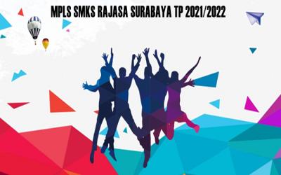 Jadwal Kegiatan Masa Pengenalan Lingkungan Sekolah (MPLS) 2021-2022