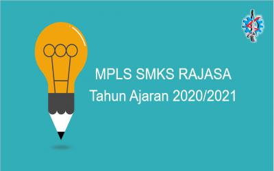 Jadwal Kegiatan Masa Pengenalan Lingkungan Sekolah (MPLS) 2020-2021
