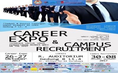 Career Days II Unika Widya Mandala Surabaya – 2017