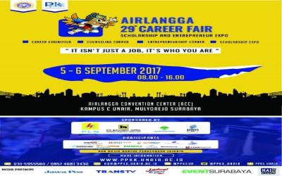 Airlangga Career Fair 29th 2017